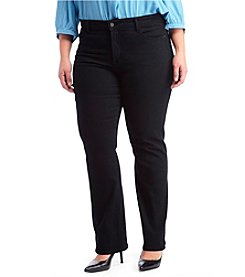 NYDJ® Plus Size Barbara Boot-Cut Jeans