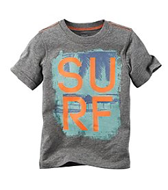 Carter's® Boys' 2T-7 Surf Printed Tee
