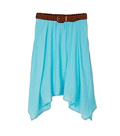 Amy Byer Girls' 7-16 Handkerchief Skirt