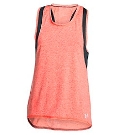 Under Armour® Girls' 7-16 Quick Pass Tank