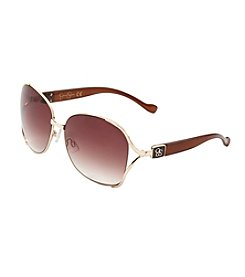 Jessica Simpson Vented Glam Sunglasses