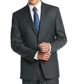 Lauren Ralph Lauren Men's Stretch Charcoal Suit Separate Jacket