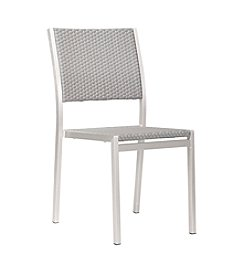 Zuo Modern Set of 2 Metropolitan Dining Armless Chairs