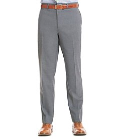 Lauren Ralph Lauren Men's Slim Fit Stretch Suit Separate Flat Front Pant