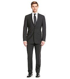 Calvin Klein Men's Charcoal X-Fit Suit Separates