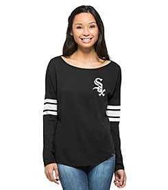 47 Brand MLB® Chicago White Sox Women's Courtside Long Sleeve Tee