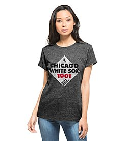 47 Brand ® MLB® Chicago White Sox Women's Hero Shortsleeve Tee