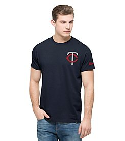 MLB® Minnesota Twins Men's Rundown Fieldhouse Short Sleeve Tee