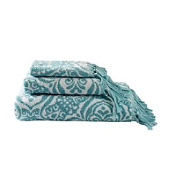 Jessica Simpson Sunita Jacquard Towel Collection