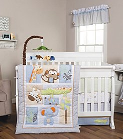 Jungle Fun Animal Baby Bedding Collection by Trend Lab