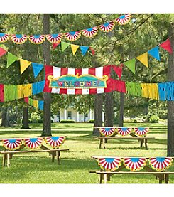 Carnival Giant Outdoor Decorating Kit
