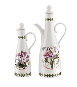 Portmeirion® Botanic Garden Oil and Vinegar Set