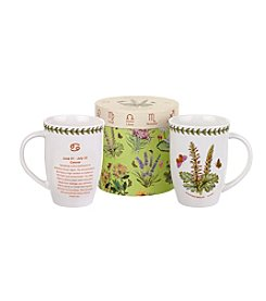 Portmeirion® Botanic Garden Cancer Mug