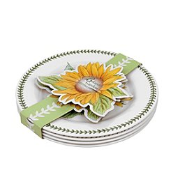 Portmeirion® Botanic Garden Set of 4 Dinner Plates