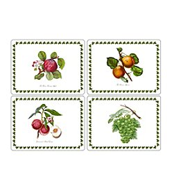 Portmeirion® Pomona Set of 4 Placemats