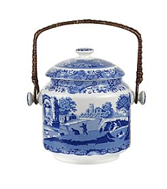 Portmeirion® Blue Italian Biscuit Barrel