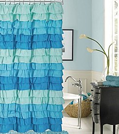 Dainty Home Venezia Shower Curtain
