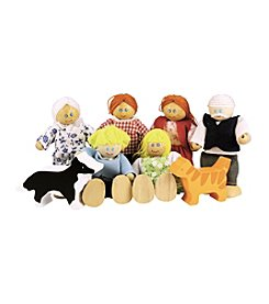Bigjigs Toys Doll Family
