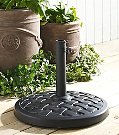 W. Designs Round Umbrella Base