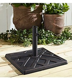 W. Designs Square Umbrella Base