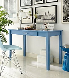 W. Designs Midtown Wood Writing Desk