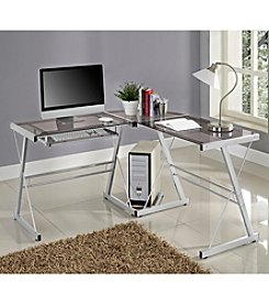W. Designs 3-pc. Contemporary Desk