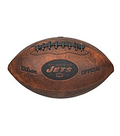 Wilson NFL® New York Jets Throwback Football - 9