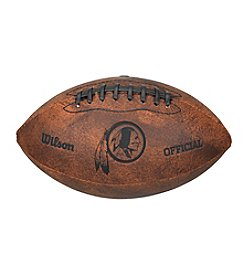 Wilson NFL® Washington Redskins Throwback Football