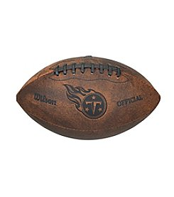 Wilson NFL® Tennessee Titans Throwback Football - 9
