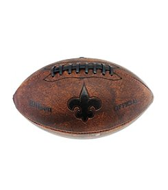 Wilson NFL® New Orleans Saints Throwback Football - 11