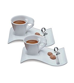 Villeroy & Boch® New Wave Cafe Collection