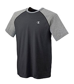 Champion® Men's Short Sleeve Vapor Cotton Tee