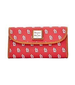 Dooney & Bourke® MLB® St. Louis Cardinals Continental Clutch