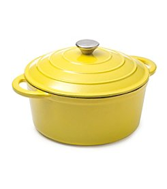 Chef's Quarters® 5-Qt. Cast-Iron Dutch Oven
