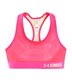Under Armour® Girls' Logo Bra