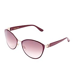 Jessica Simpson Gradient Cat Eye Sunglasses