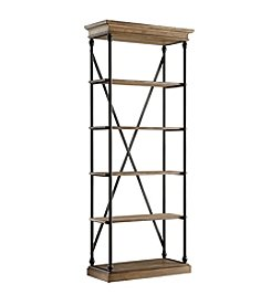 Home Interior Glendale 5-Shelf Bookshelf