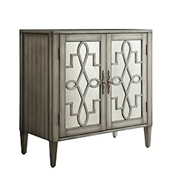 Home Interior Porano 2-Door Mirrored Cabinet