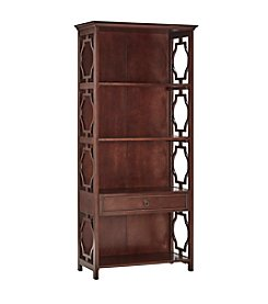 Home Interior Waverly 5-Shelf Bookshelf with Drawer