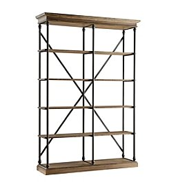 Home Interior Glendale 10-Shelf Bookshelf