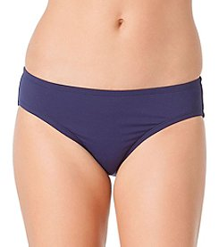 Anne Cole® Frank Mid Rise Pant Swim Bottom