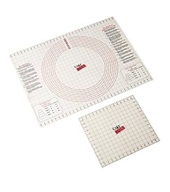 Cake Boss® Decorating Tools 2-pc. Plastic Roll Cut Mat Set