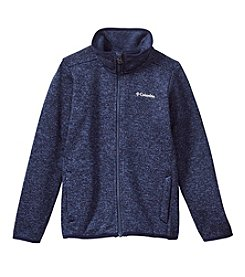 Columbia Boys' 8-20 Birchwoods Fleece Jacket