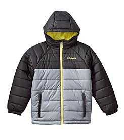 Columbia Boys' 8-20 Snow Drone Puffer Jacket