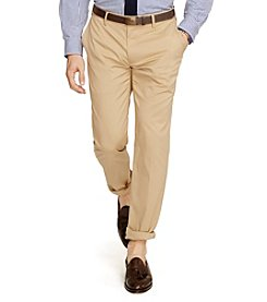 Polo Ralph Lauren® Classic Fit Flat Front Chino Pants