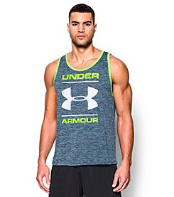 Under Armour® Men's Tech Graphic Sleeveless Tank