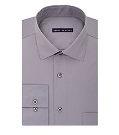 Geoffrey Beene® Men's Sateen Spread Collar Long Sleeve Dress Shirt