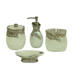 Jessica Simpson Signature Feathers Bath Collection