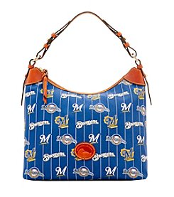 Dooney & Bourke® MLB® Milwaukee Brewers Large Erica