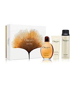 Calvin Klein OBSESSION for men Gift Set (A $130 Value)